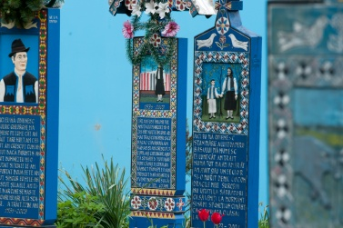 The Merry Cemetery, Sapanta Romania
